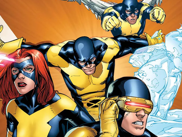 One Of The Original X-Men Has Come Out As Gay