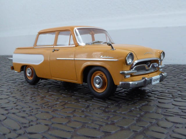 LaLD Car Week: Land of the Rising Sunday - Toyopet Masterline Double pick up 1959