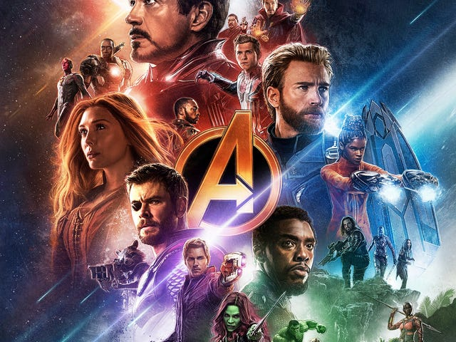 """Dust and blood"": Thoughts on Avengers: Infinity War"