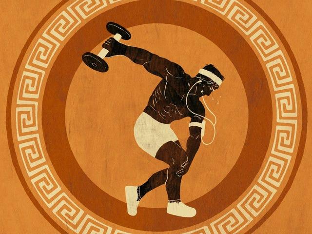 Olimpiyat Sporcu Gibi Nasıl Çalışmalı
