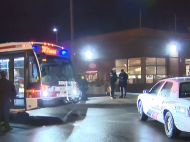 Overdosing Canadian Man Allegedly Stole A Bus To Go To Tim Hortons