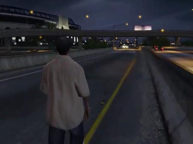 Twitch Stream folgt fünf <i>GTA V</i> NPCs, wohin auch immer sie gehen, egal was sie tun