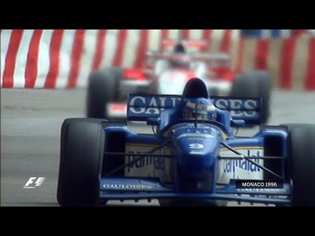 Missä Olivier Panis & Ligier voitti Monaco GP: n, loput jäivät lopettamaan