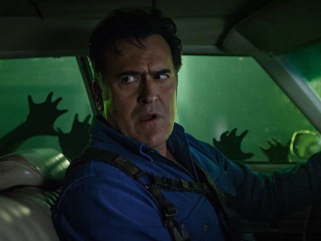 Aw, Hell, Ash vs. Evil Dead Will Not Get a Fourth Season