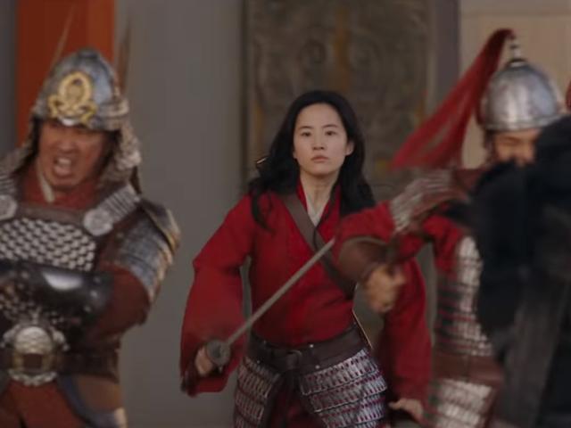 Den nye tv-spot til Disneys Mulan er mest hende og Donnie Yen sparker røv