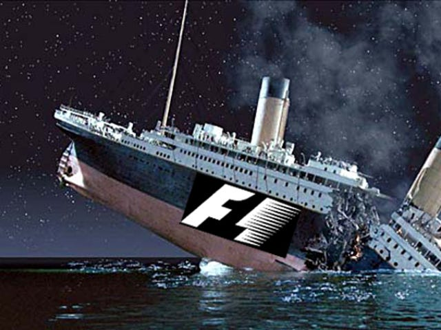 Rearranging the Deck Chairs on the Titanic