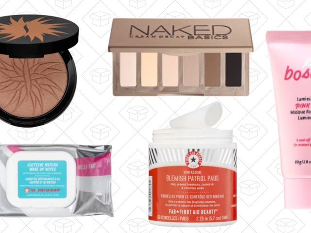Urban Decay, boscia, and More of Sephora's Weekly Wow Deals