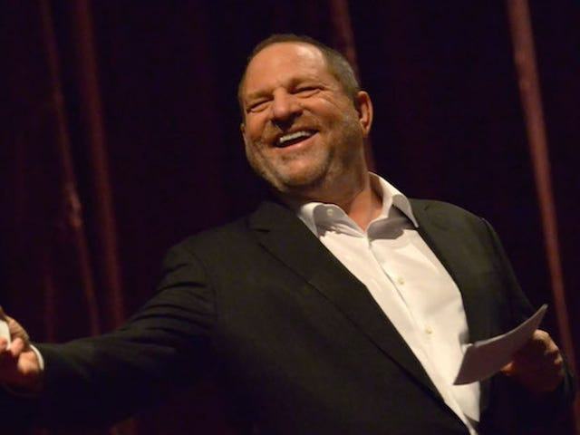 Uh, Oh! Looks Like Mean Ladies Turned Harvey Weinstein into a Monster
