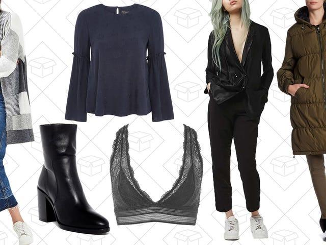 Nordstrom Rack Has Almost 300 Topshop Styles On Sale