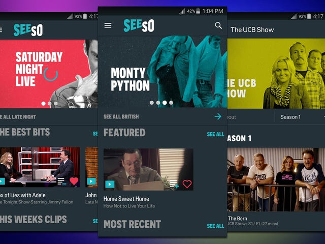 NBC Launches Seeso, An All-Comedy, Ad-Free Streaming Site, For $4 a Month