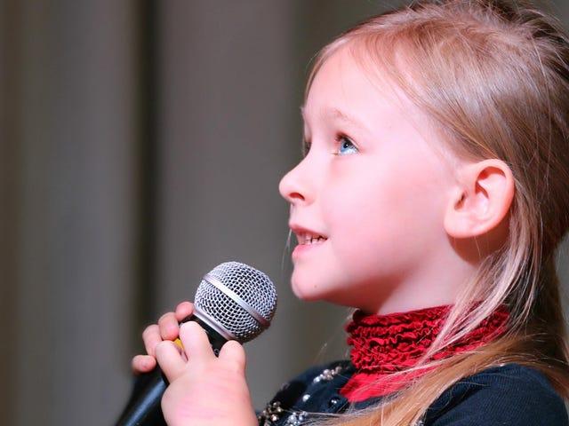 Rekam Wawancara Dengan Anak Anda