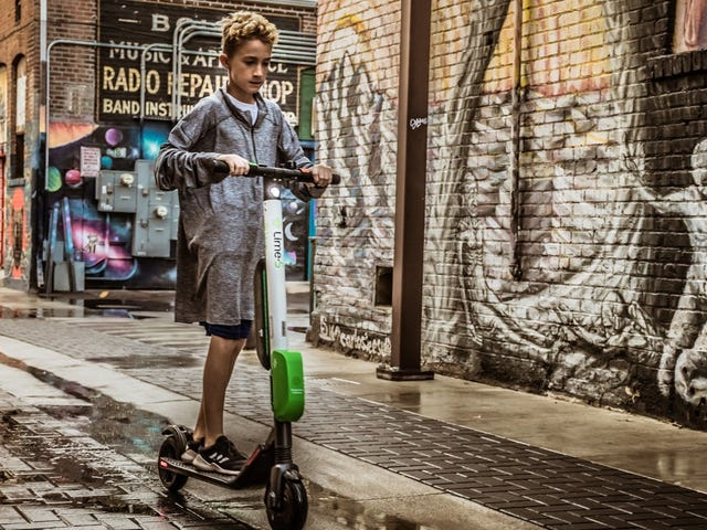 Quickly Find a Nearby Scooter Using This App