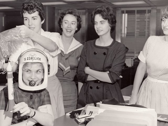 Meet the women who got screwed out of going into space