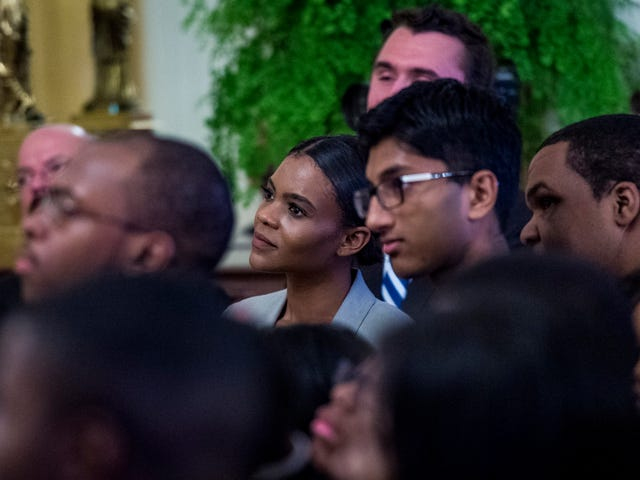 Candace Owens Came for Alexandria Ocasio-Cortez and Quickly Realized She Wasn't Ready
