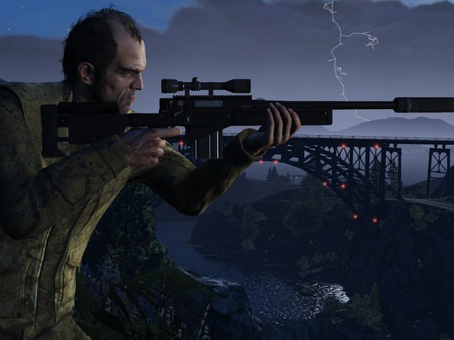 Modders Keep Finding Ways To Make GTA V's Violence More Intense