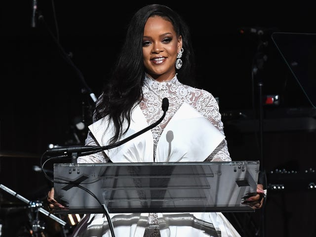 Rihanna Wrote an Op-Ed About the Global Education Crisis