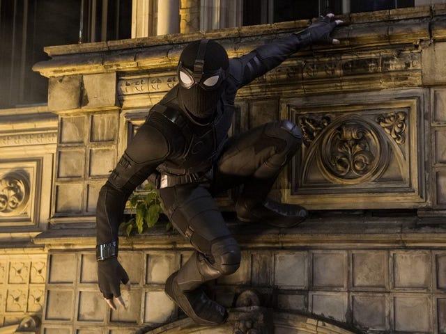 Este es el origen del nuevo traje de sigilo de Spider-Man en Far From Home