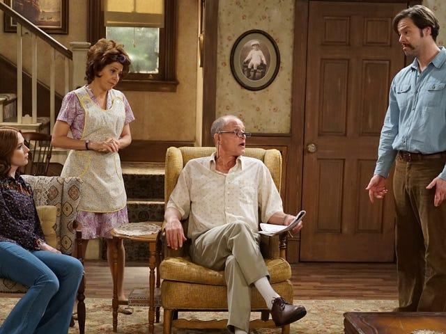 ABC akan ditayangkan dengan episode liburan All In The Family / Good Times