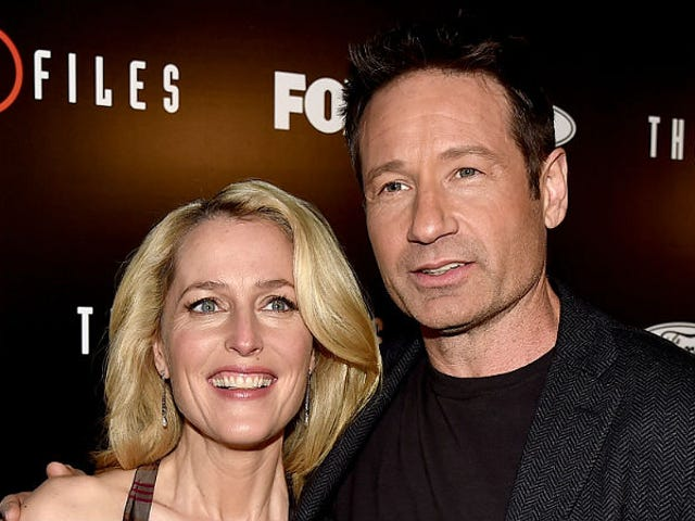 Fox Tried to Pay Gillian Anderson Half of David Duchovny's Salary—Again