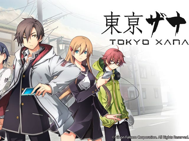 Tokyo Xanadu - Ten Things in Ten Hours