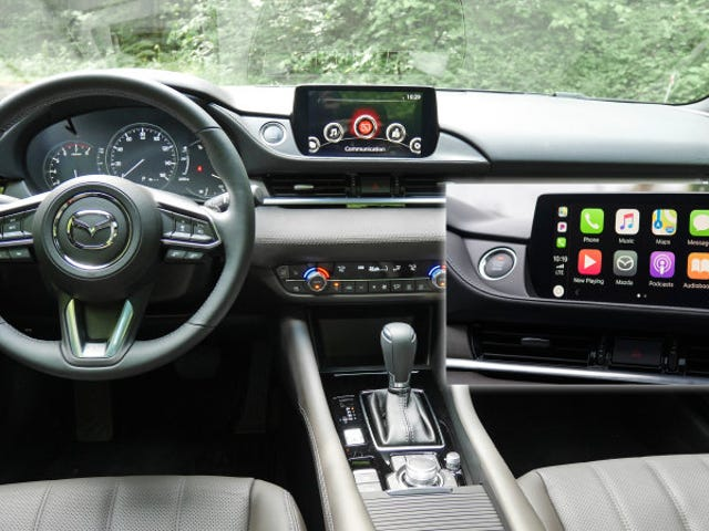 Mazda released their CarPlay & Android Auto retrofit kit sooner* than I expected