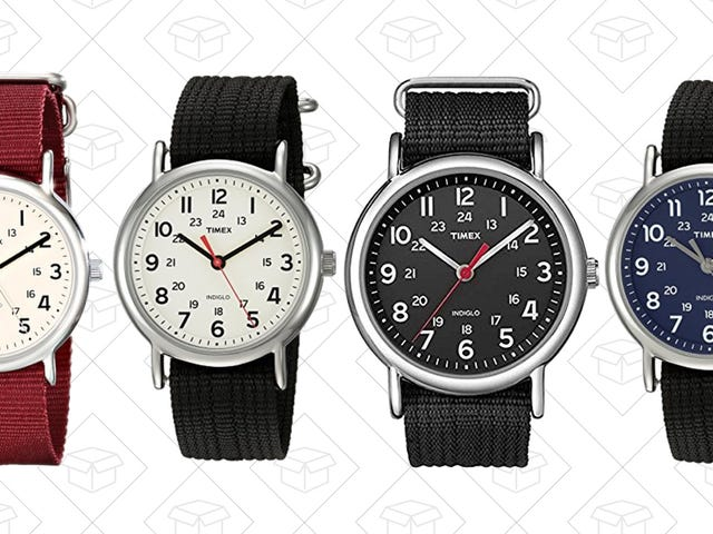 One Of Your Favorite Affordable Watches Is Even More Affordable