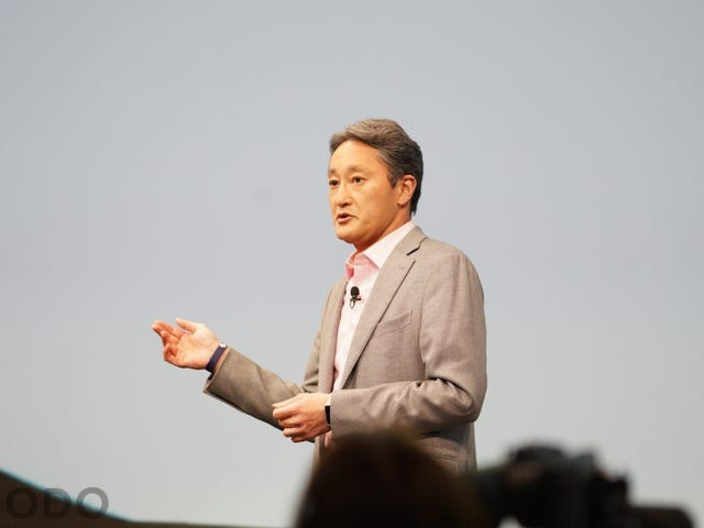Sony's Kaz Hirai on Hack: It's About Freedom Of Speech