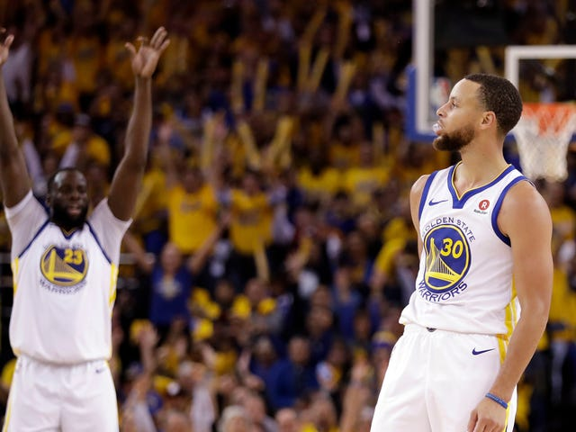 The Warriors Are Infuriatingly Too Pretty To Hate
