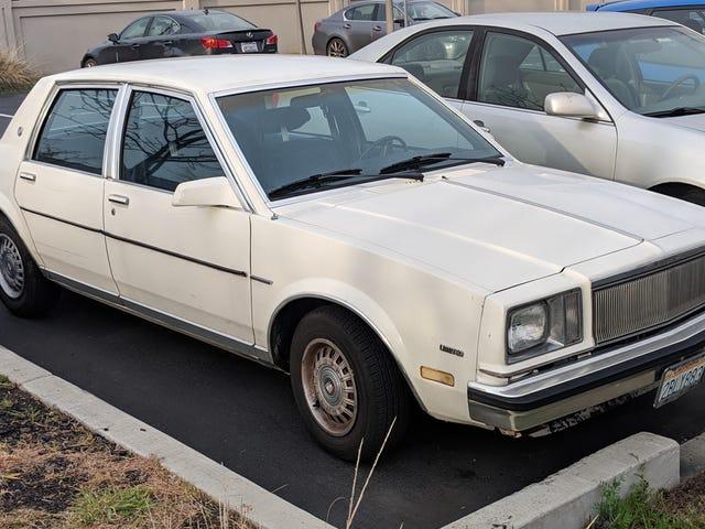 GM X-body, 1979-85
