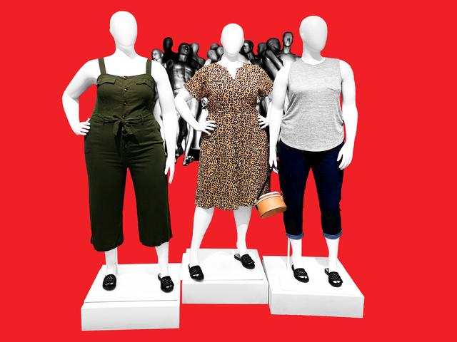 Czy manekiny w dużych rozmiarach to rewolucja, której potrzebujemy?