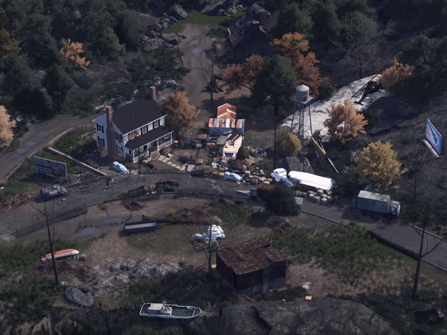 Fan Creates Fallout<i></i>Scene In <i>Cities: Skylines</i>