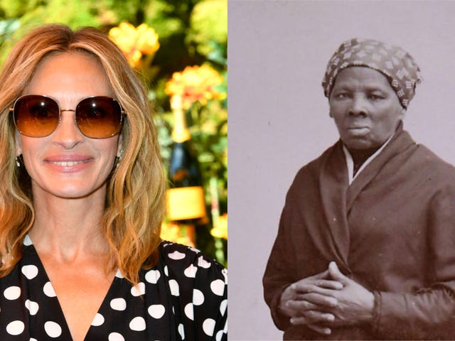 Just Imagine Julia Roberts as Harriet Tubman (Actually, Don't)