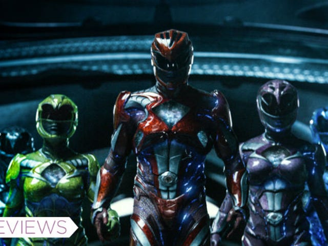 The Power Rangers Movie Doesn't Actually Want to Be a Power Rangers Movie