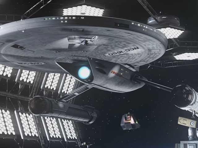 Star TrekFan Film MakersDidn't Know They Were Being Sued ... Until They Read the News
