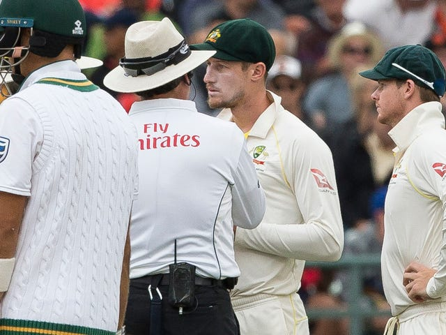 Australian Men Caught Cheating In That Sport We All Understand So Well, Which Is Cricket