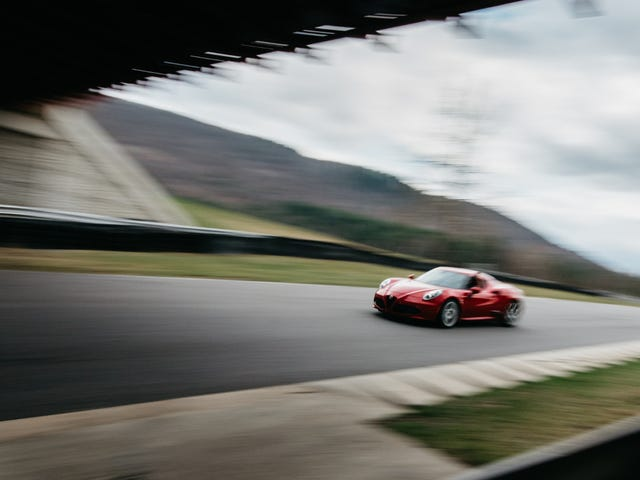 Lime Rock Park Festival Wants You To Take Hot Laps In Between Concerts