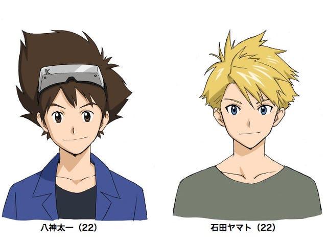 Unlike in Pokémon, Digimon Humans Keep Aging
