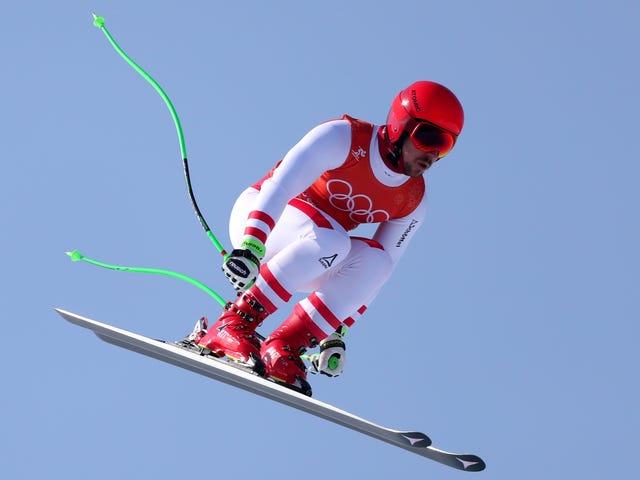 हर कोई तुम ओलंपिक पुरुषों की स्की रेसिंग में पता करने की आवश्यकता है