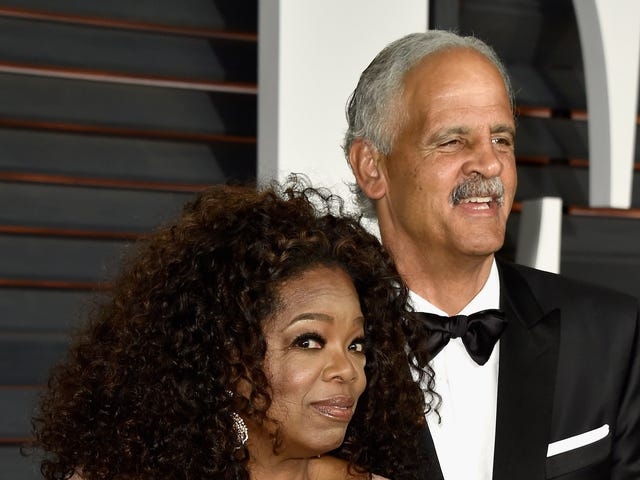 Super Soul Social Distancing: Oprah Is Routinely Visiting Her Partner Stedman, Who Is Self-Quarantining in the Guest House