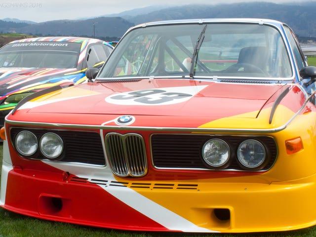 BMW está en el Fairway