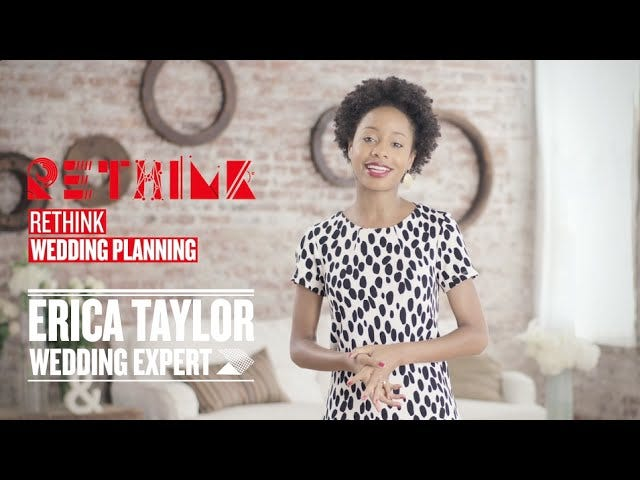 Plan Ahead and Know Your Budget: Tips From a Wedding Planner