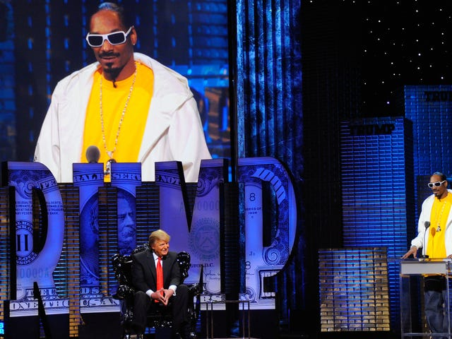 Snoop Dogg Says He's Voting for the First Time in 2020 to Get Trump Out