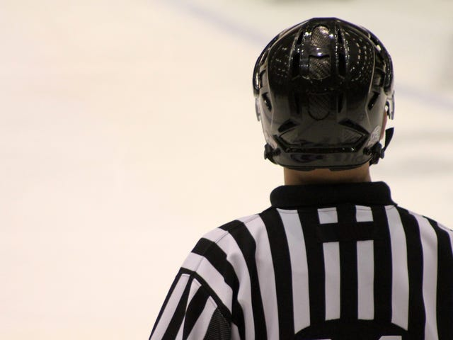 High School Ref Says Hockey Dad Beat Him Up After He Ejected His Son And Wife
