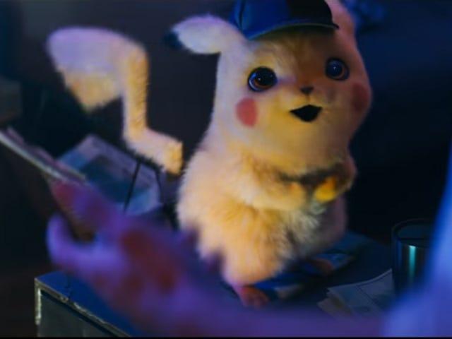 Bugünün Kotaku'nun okuyucu topluluğu tarafından yayınlanan makaleleri: Geek İmparatoriçesi Dedektif Pikachu Fragmanı Aşırı Analizi…