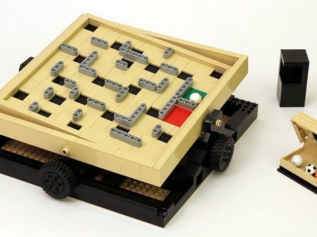 Bộ ý tưởng mới nhất của LEGO là Trò chơi Cổ điển