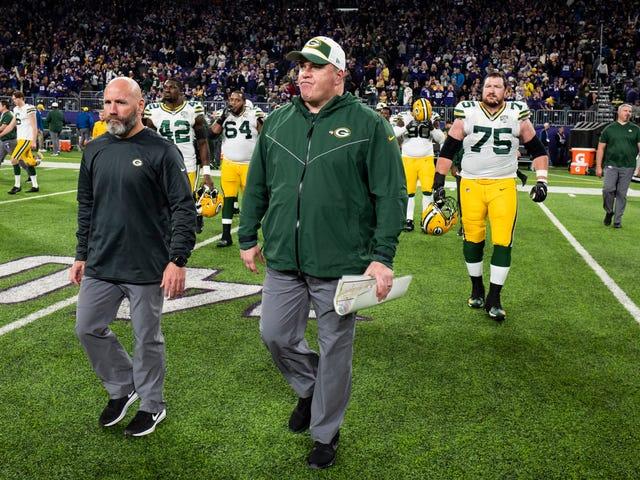 Mike McCarthy ne devrait plus être entraîneur des Packers