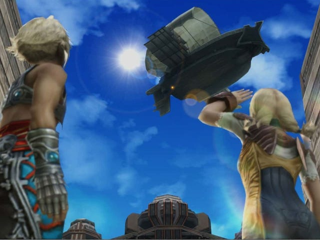 Final Fantasy XII Is Great On Switch