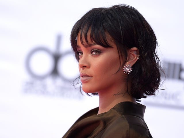 Once and For All, Rihanna Is In Fact Saying Actual Words On 'Work,' Dummies