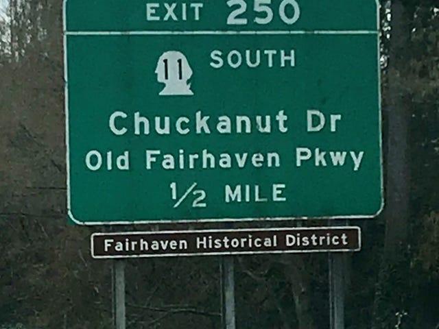 The Scenic Route - Chuckanut Road