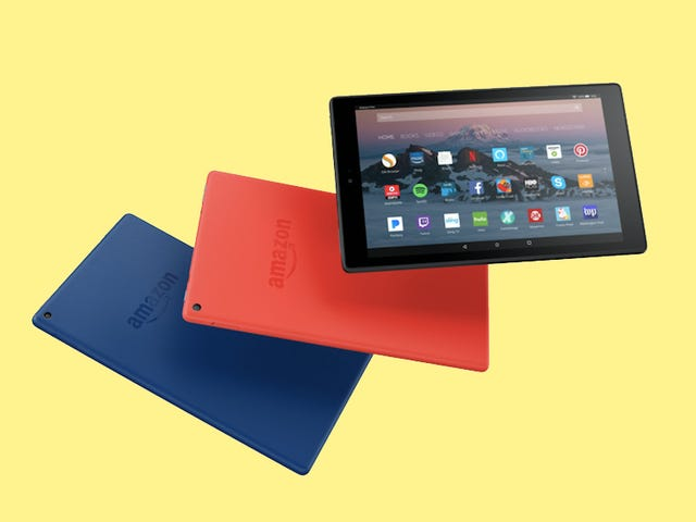 Amazon's Newest Gadget Is a Tablet That's Also an Echo